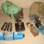 Гидроклапана на термопластавтоматы