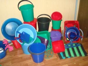Пластмассовые изделия. 031