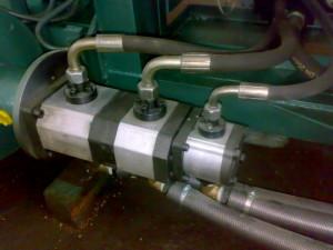 Насосная установка CAPRONI на ДЕ3132Ф1